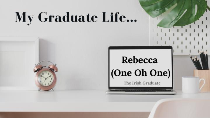 My Graduate Life: Rebecca (One Oh OneMag)