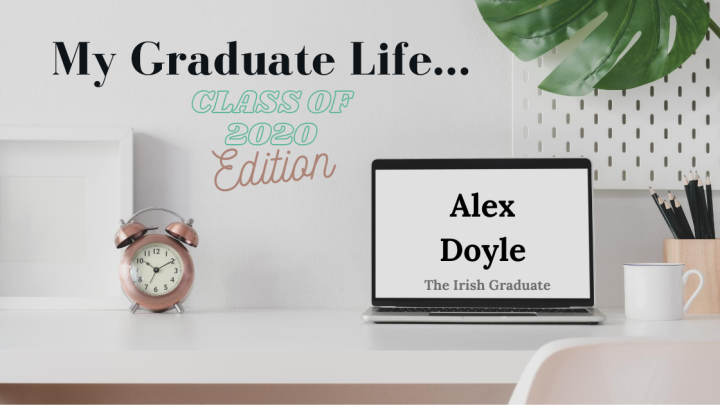 My Graduate Life: AlexDoyle