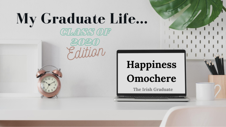 My Graduate Life: Happiness Omochere