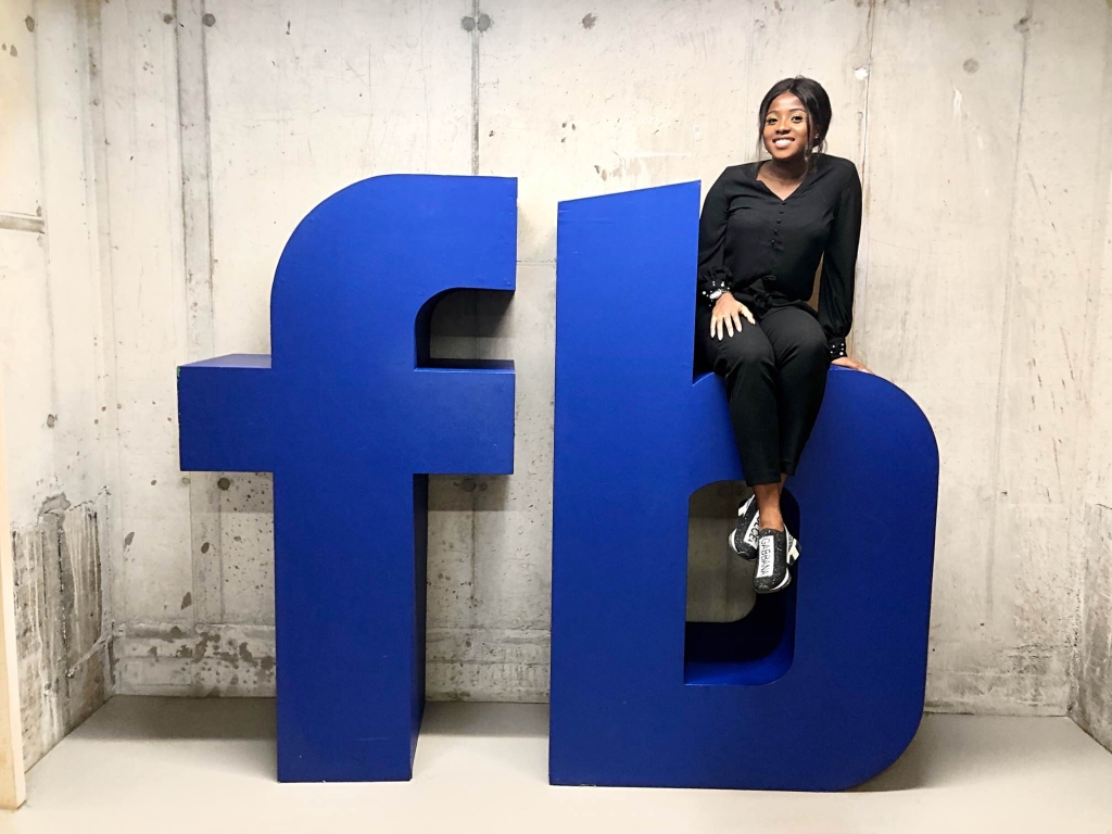 Graduate internship in technology company, Facebook.