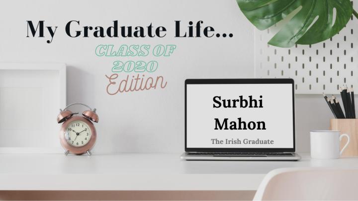 My Graduate Life: SurbhiMahon