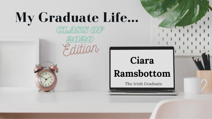 My Graduate Life: CiaraRamsbottom
