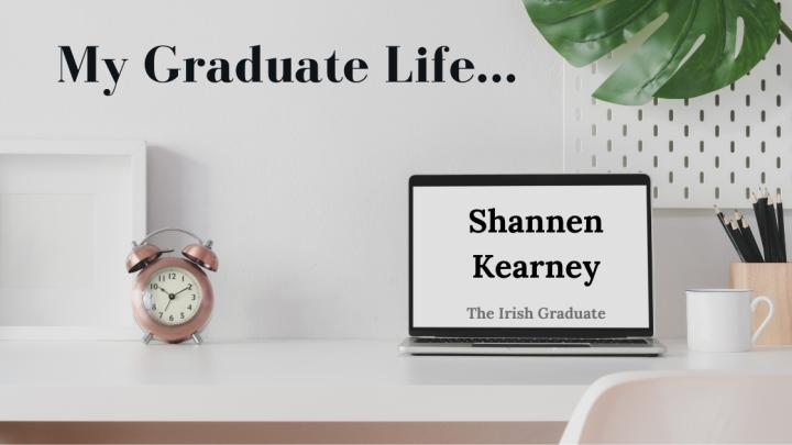 My Graduate Life: ShannenKearney