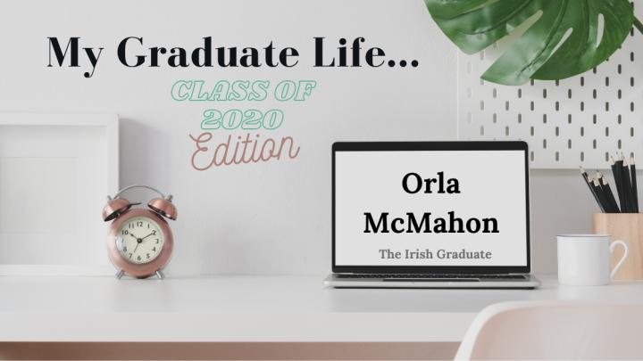 My Graduate Life: OrlaMcMahon